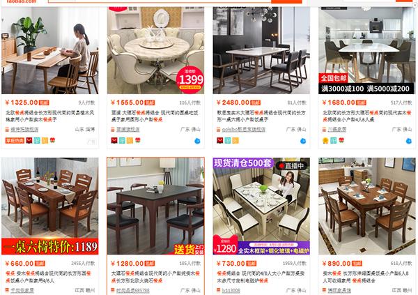 Nên hay không nên mua đồ nội thất Quảng Châu Trung Quốc