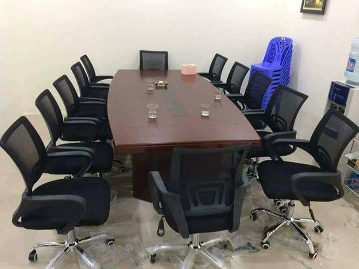 Top 3 loại bàn họp được ưa chuộng nhất tại Việt Nam