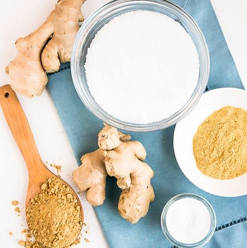 Mách bạn cách giảm mỡ bụng sau sinh mổ bằng muối thảo dược