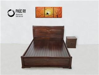 Những mẫu giường gỗ cao cấp có điểm gì đặc biệt