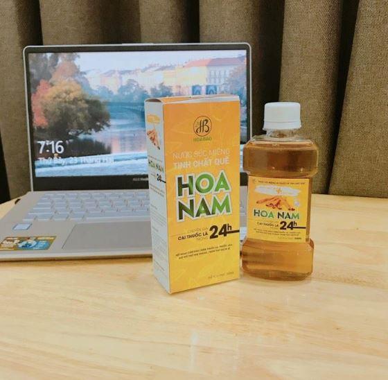 Hướng dẫn sử dụng cai thuốc lá Hoa Nam chi tiết nhất