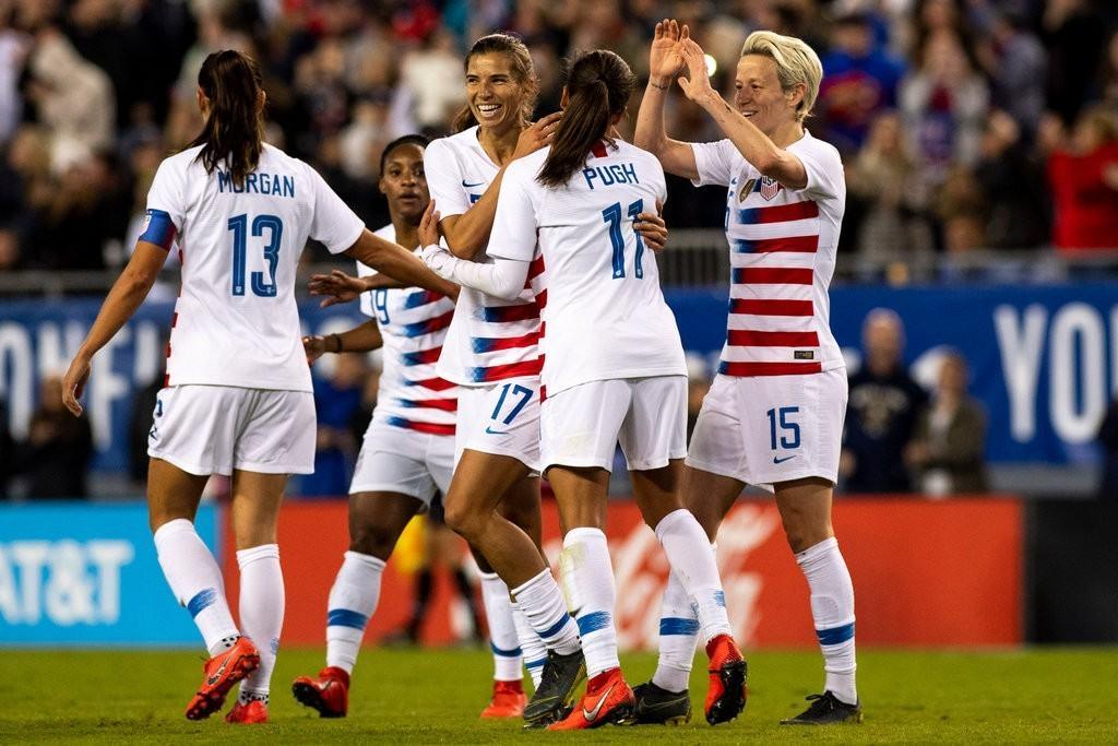 Góc hỏi đáp: Vì sao nước Mỹ trở thành cường quốc bóng đá nữ