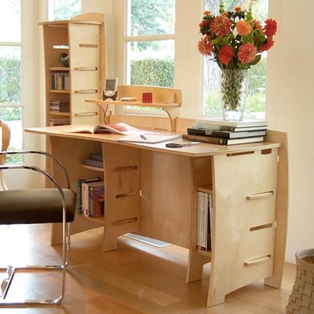 Những mẫu bàn làm việc đơn giản được nhiều người lựa chọn hiện nay