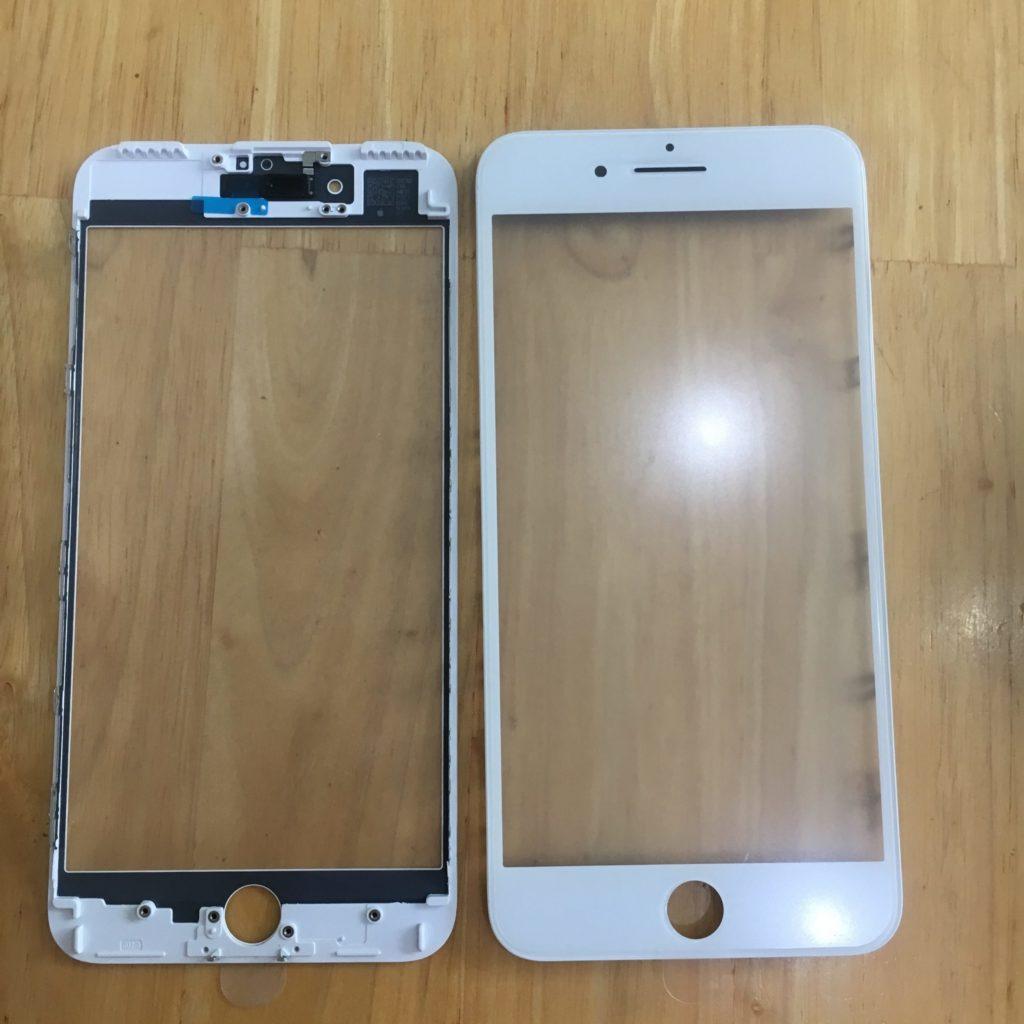 Ép kính iPhone 8 Plus, chính hãng, giá rẻ, lấy ngay tại TPHCM