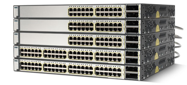 Catalyst 3750 : Công nghệ Cisco StackWise Plus