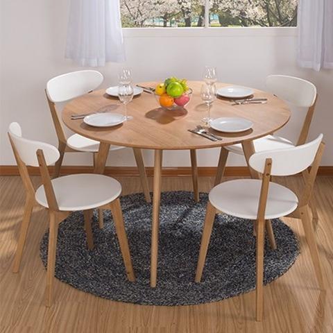 Mua bàn ăn đẹp chỉ với 4 tiêu chí