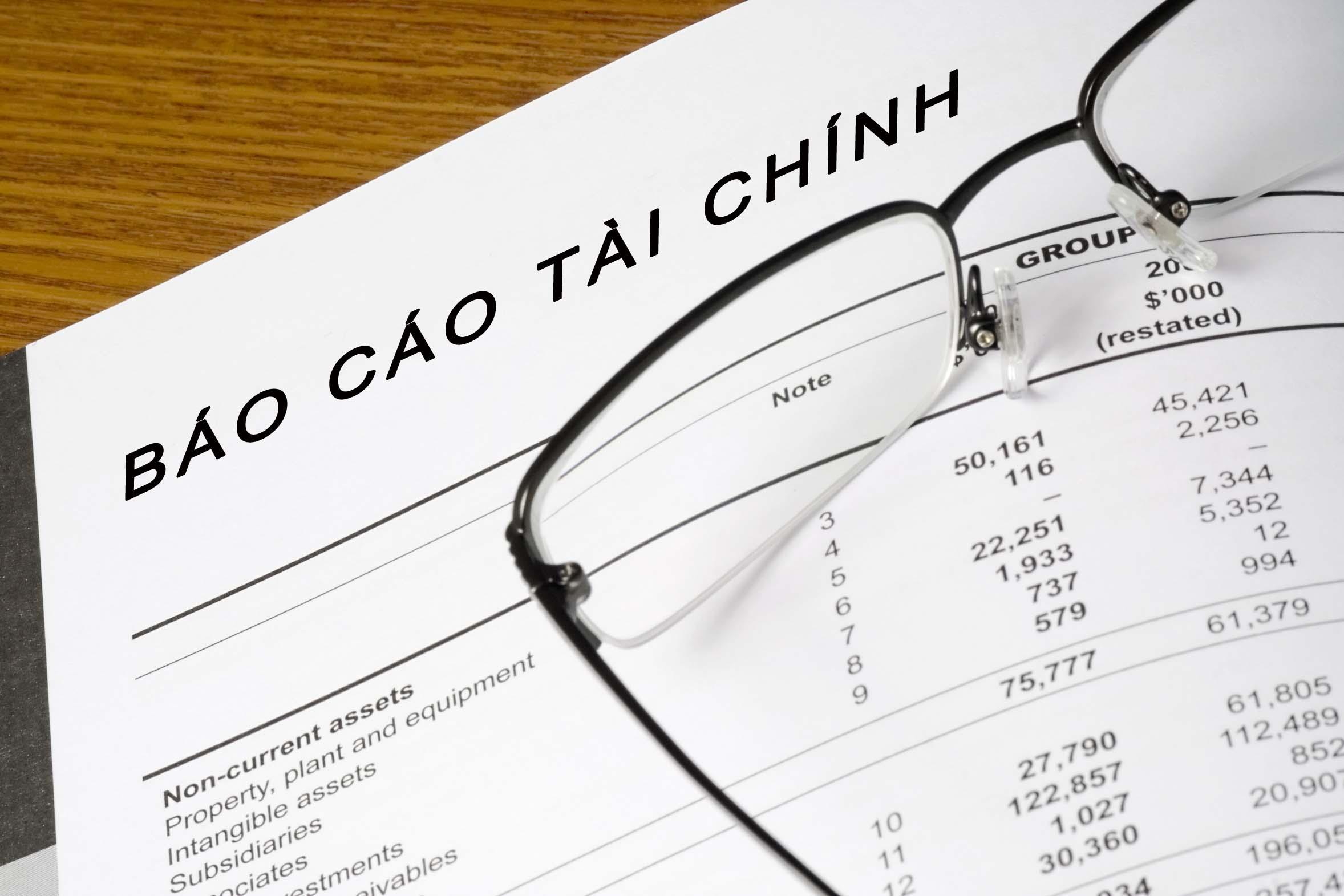 Kỹ năng xử lý âm quỹ tiền mặt khi lập báo cáo tài chính