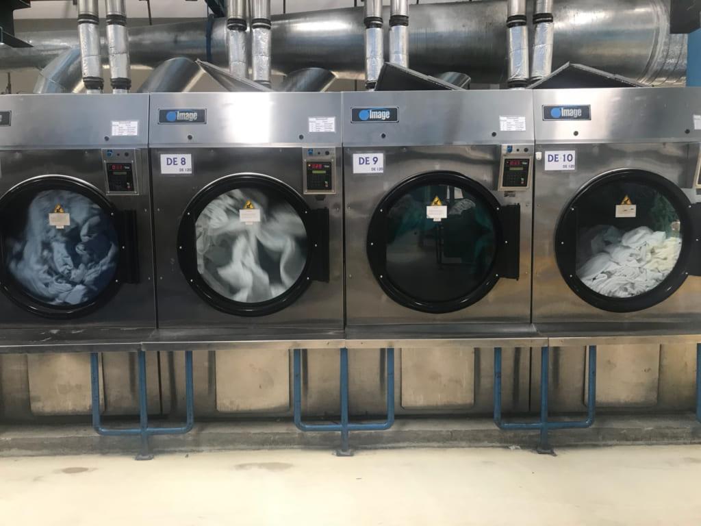 Danh sách các thiết bị giặt là công nghiệp cần có cho mỗi hiệu giặt là