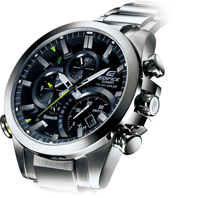 Khám phá 5 điều đặc biệt về đồng hồ Casio Edifice EQB-500D-1ADR
