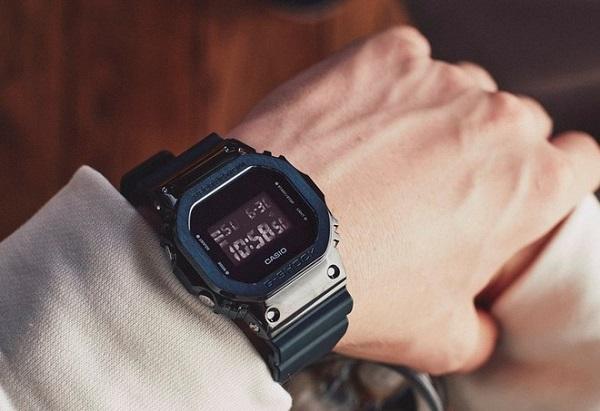 Vì sao đồng hồ Casio G Shock lại có thể thu hút được mọi ánh nhìn