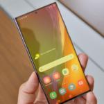Sửa nhanh lỗi màn hình Samsung Galaxy Note 20 Ultra 5G bị ám màu